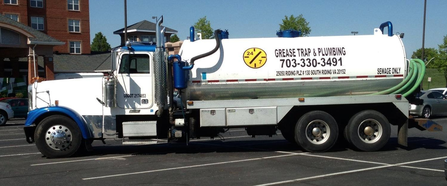Grease Trap & Drain Cleaning, Septic Tank Cleaning