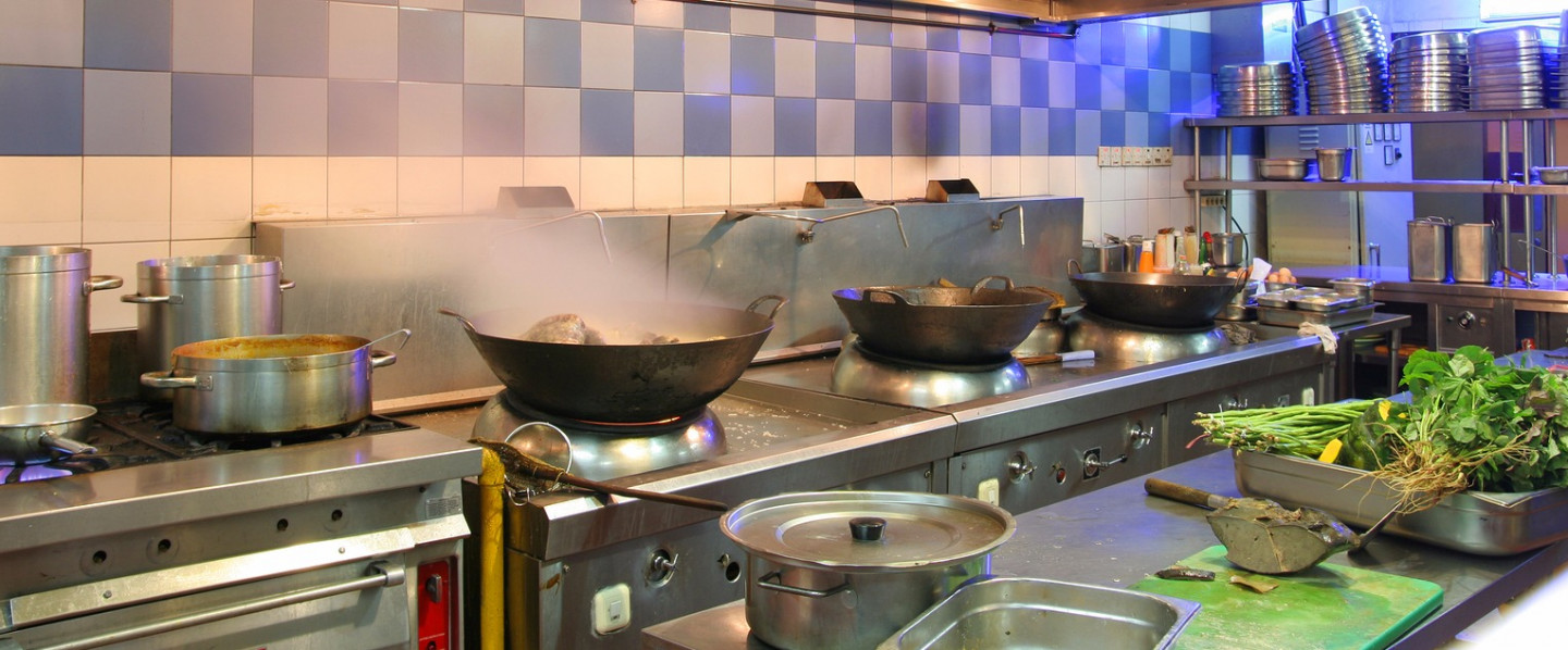 Keep Your Restaurant Sparkling Clean
